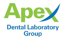 Apex Dental Lab Logo for Evident Testimonial