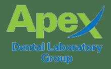 Apex Dental Lab Logo for Evident Testimonial